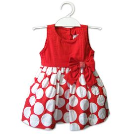 vestido-vermelho-bolas