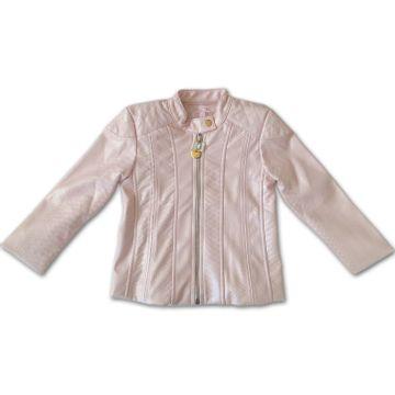 jaqueta-rosa-couro-infantil-menina