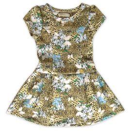 vestido-infantil-flores-com-borboletas-estampa-oncinha