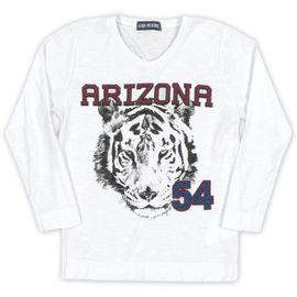 camiseta-menino-branca-tigre