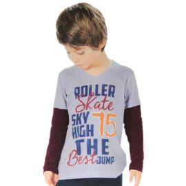 camiseta-menino-roller-skate-manga-roxa-infantil