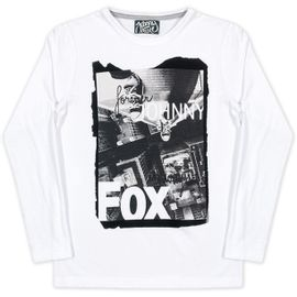 camiseta-menino-branca-forever-johnny-fox