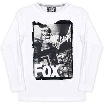 camiseta-menino-branca-forever-johnny-fox