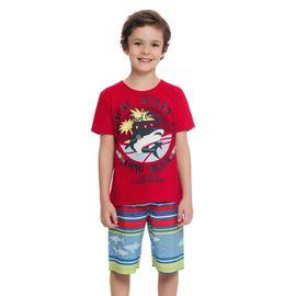 conjunto-menino-camiseta-vermelha-tubarao-e-bermuda-microfibra-loopy