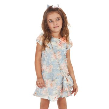 vestido-menina-floral-azul-3D-com-bolsa-gabriela-aquarela