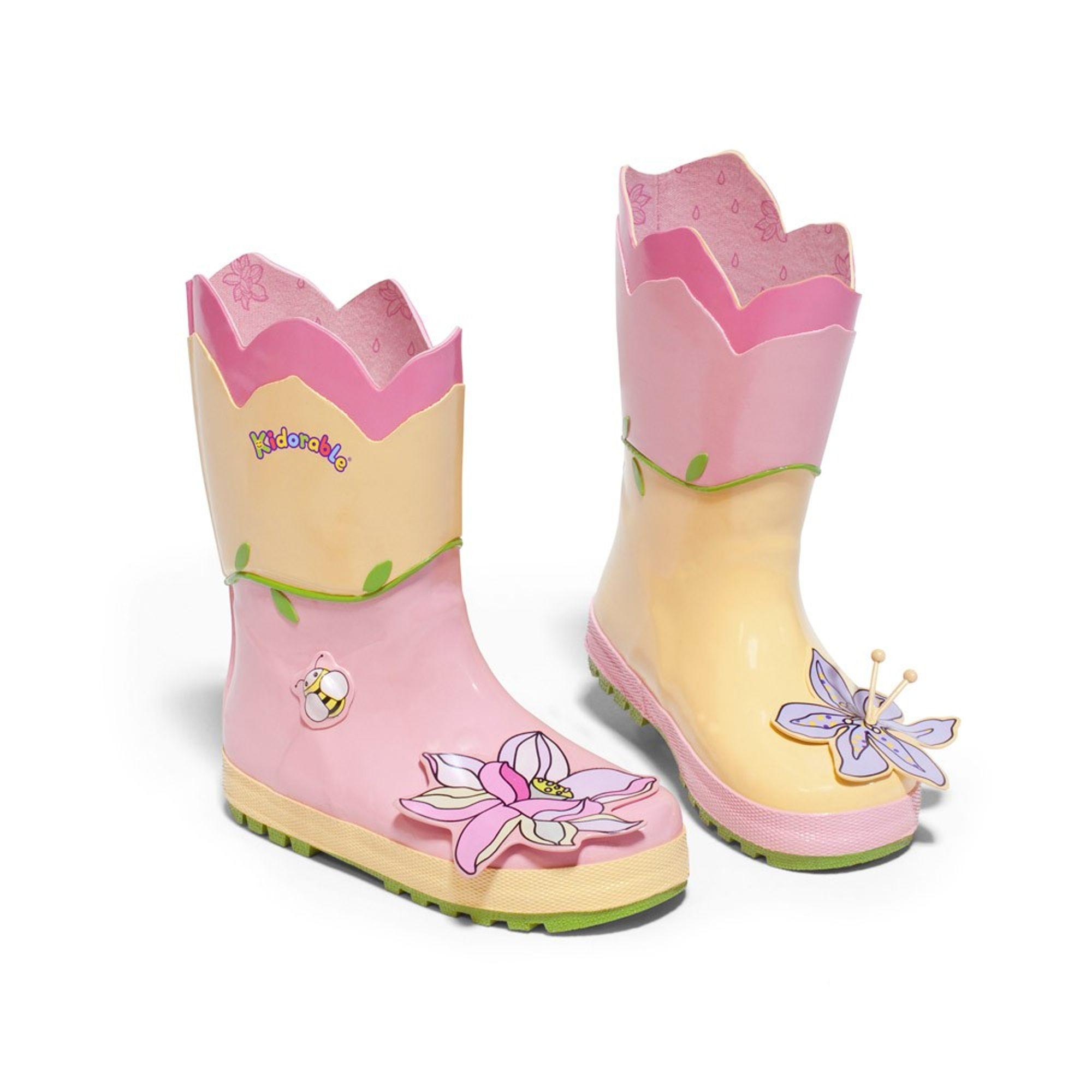 galocha-infantil-flor-lotus-kidorable