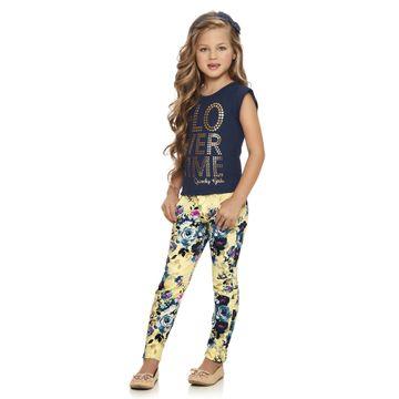 conjunto-menina-blusa-flame-marinho-e-calca-flores-sarja-quimby