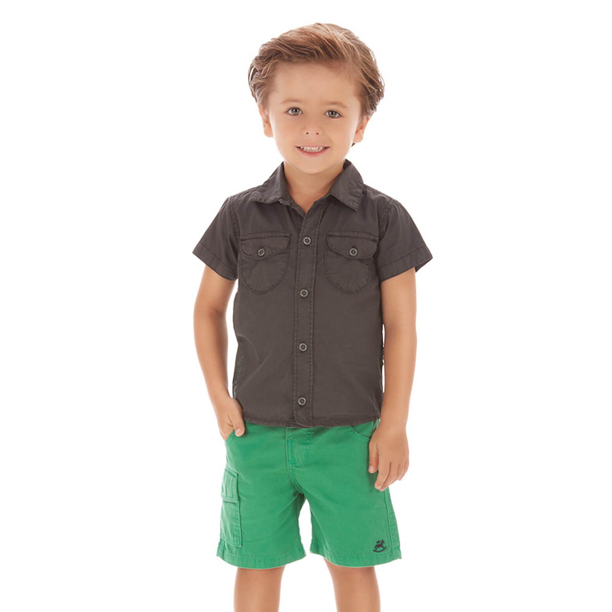 conjunto-menino-camisa-grafite-e-bermuda-sarja-verde-up-baby