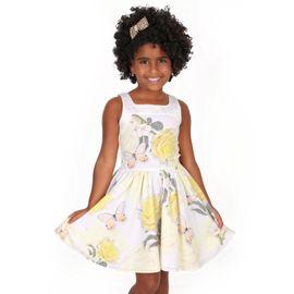 vestido-infantil-rosas-amarelas-strass-e-perolas-gabriela-aquarela