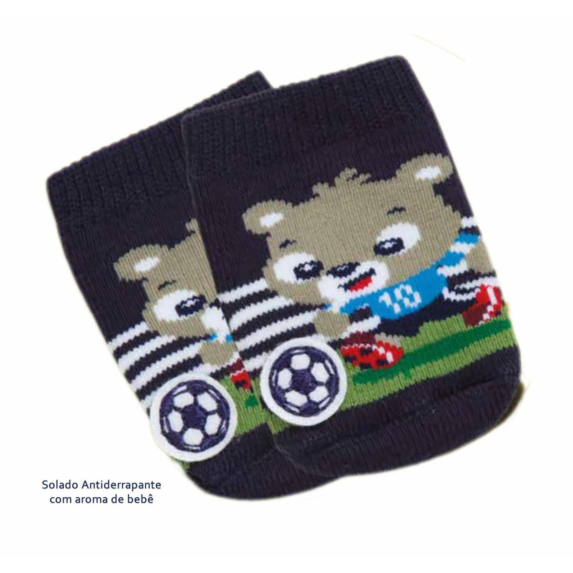 meia-soquete-baby-menino-azul-marinho-ursinho-com-bola-futebol-puket
