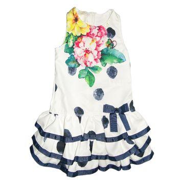 vestido-infantil-poas-e-flores-com-saia-com-camadas-e-fitas-barra-luluzinha