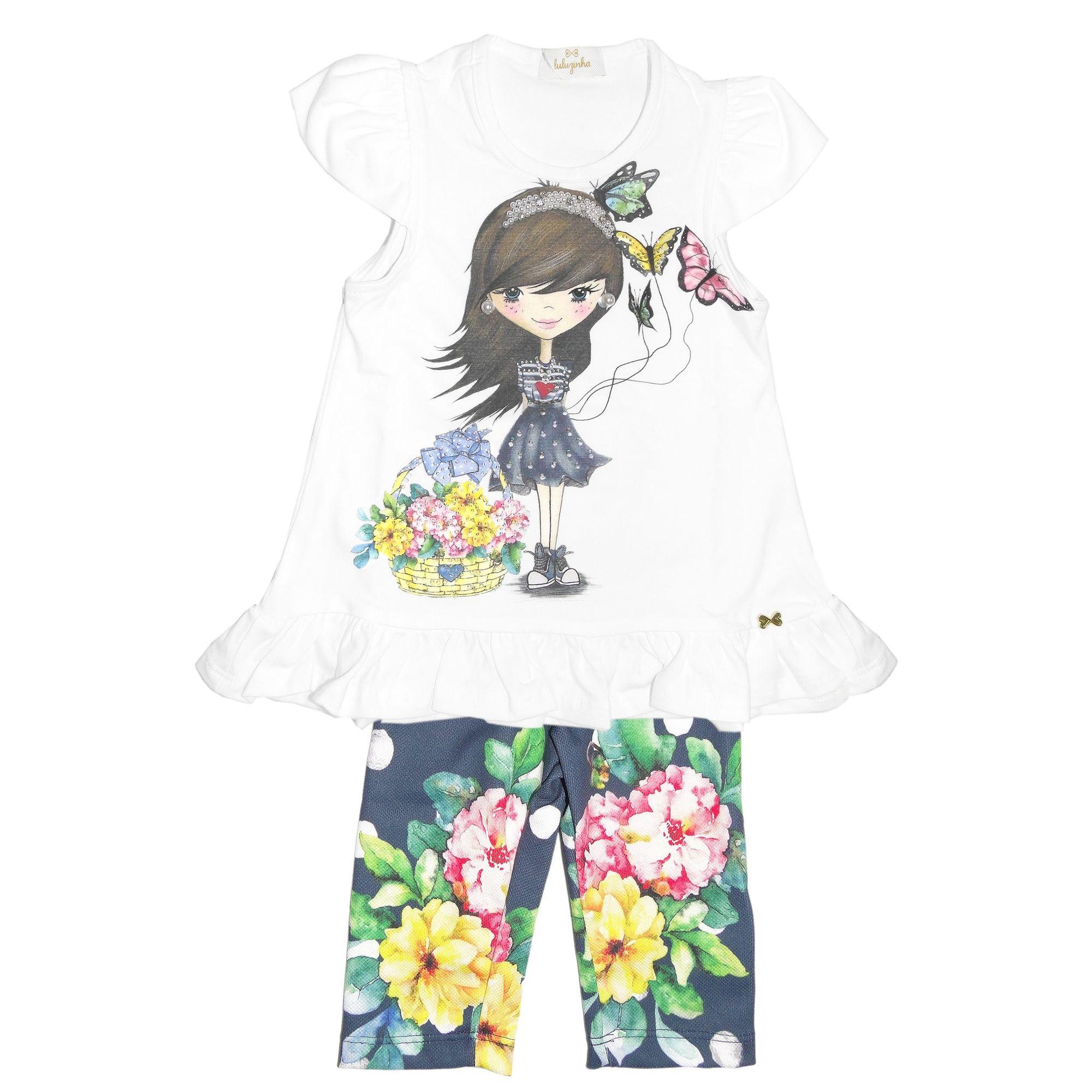 conjunto-infantil-blusa-menininha-borboletas-e-capri-flores-luluzinha