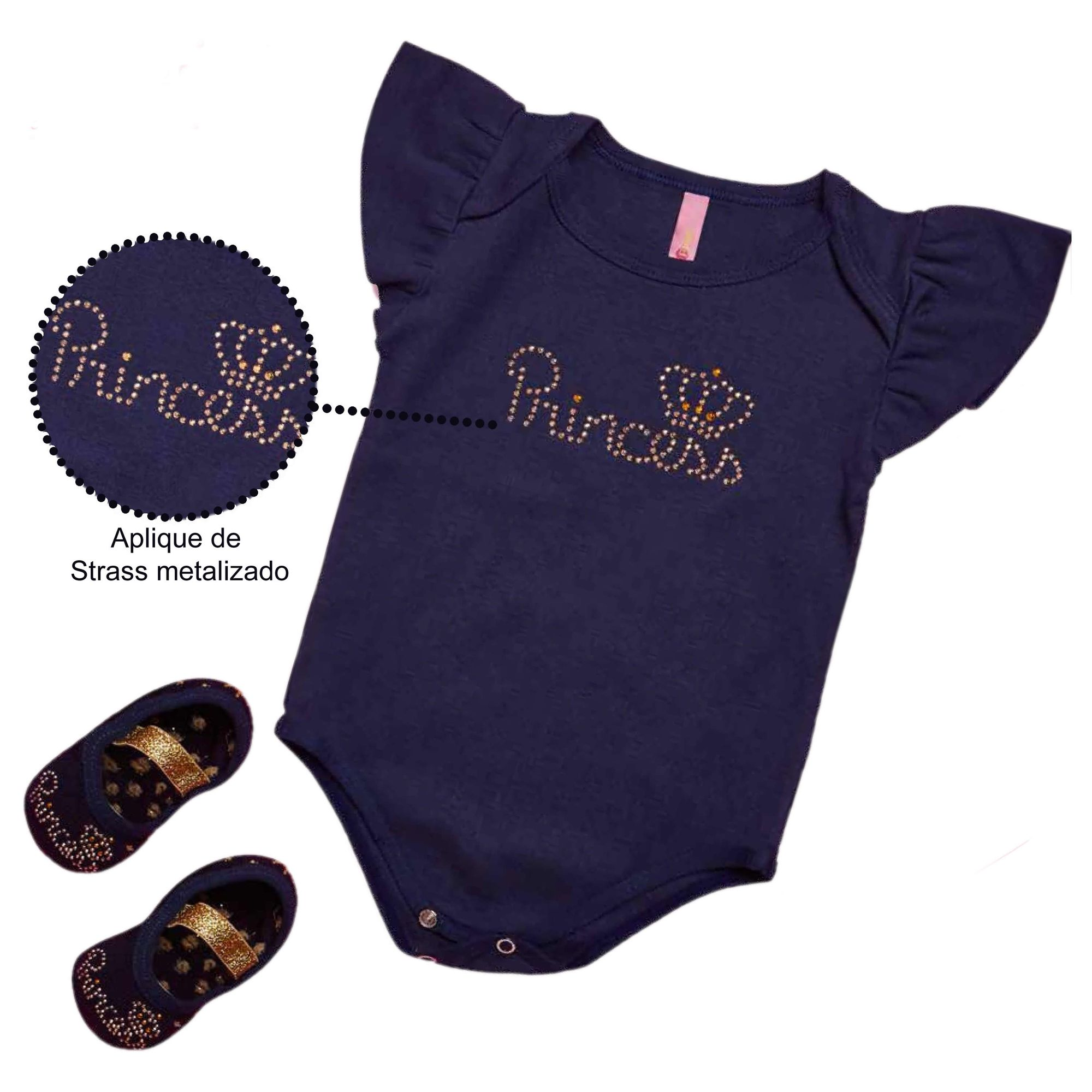 kit-body-bebe-meia-sapatilha-azul-marinho-princesa-puket