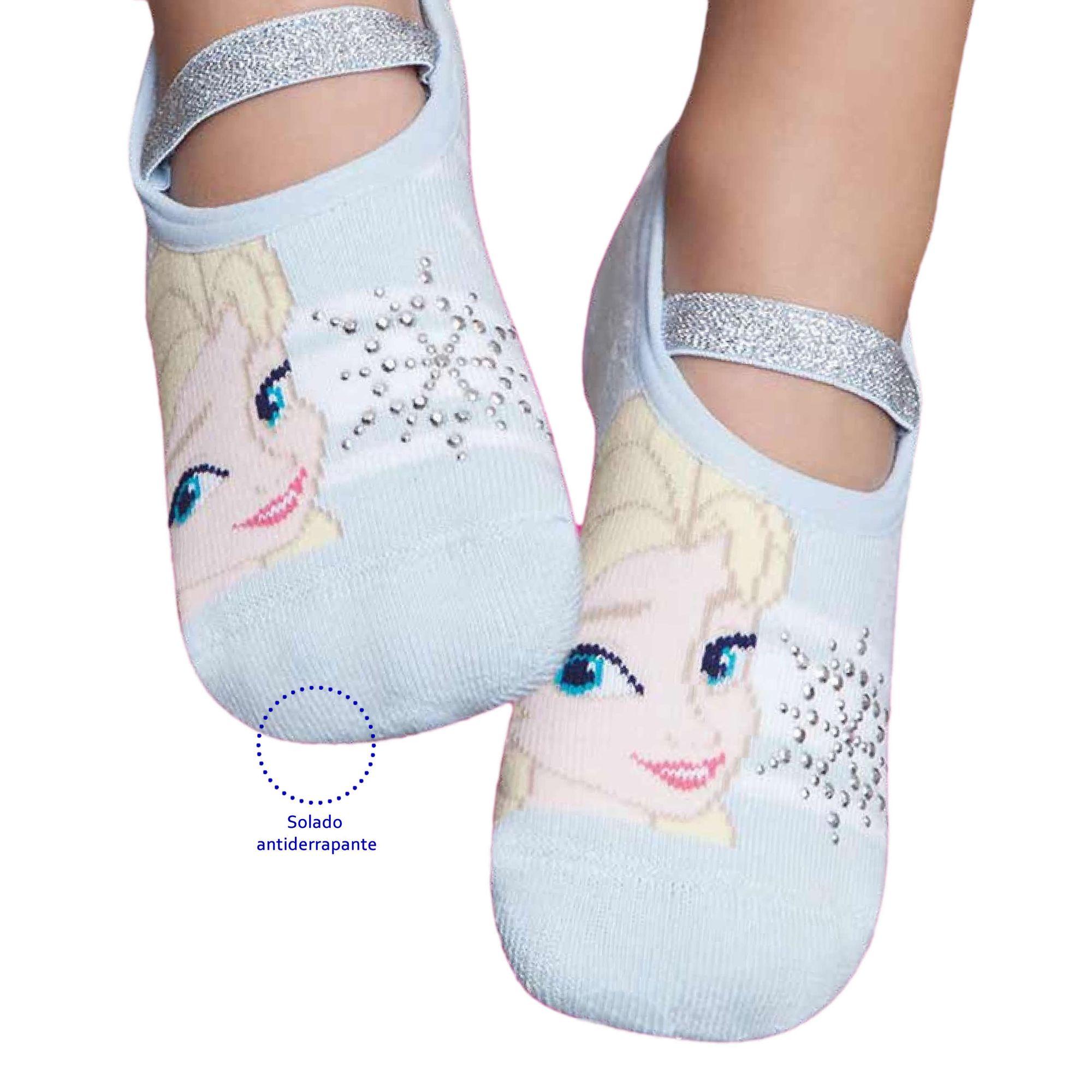 meia-infantil-frozen-elsa-sapatilha-puket