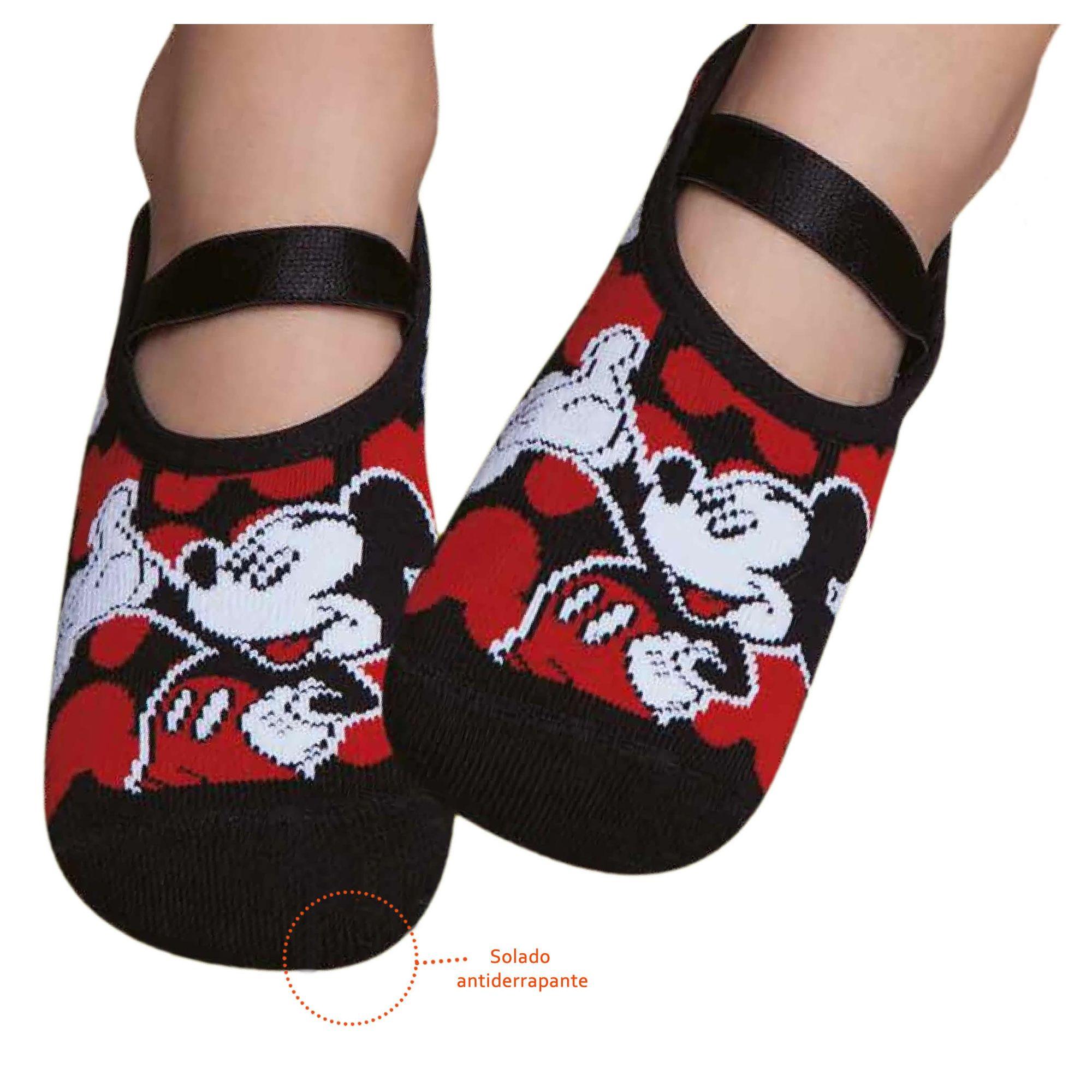 meia-infantil-mickey-disney-sapatilha-puket