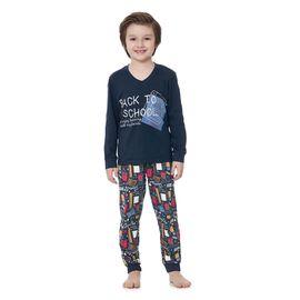 pijama-menino-manga-longa-azul-marinho-quimby