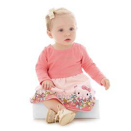vestido-bebe-hello-kitty-pessego-cotton