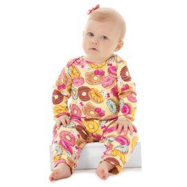 macacao-bebe-hello-kitty-amarelo-rosquinhas-suedine