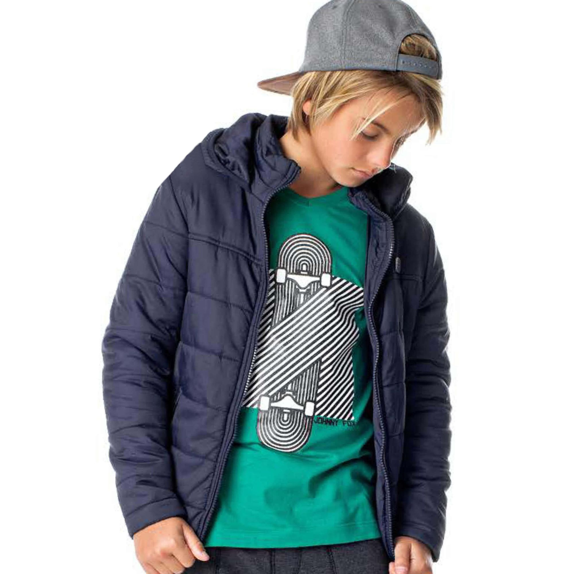 jaqueta-menino-em-nylon-azul-marinho-inverno