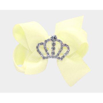 laco-cabelo-princesa-coroa-amarelo-claro