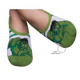 meia-infantil-sapatinho-hulk-puket