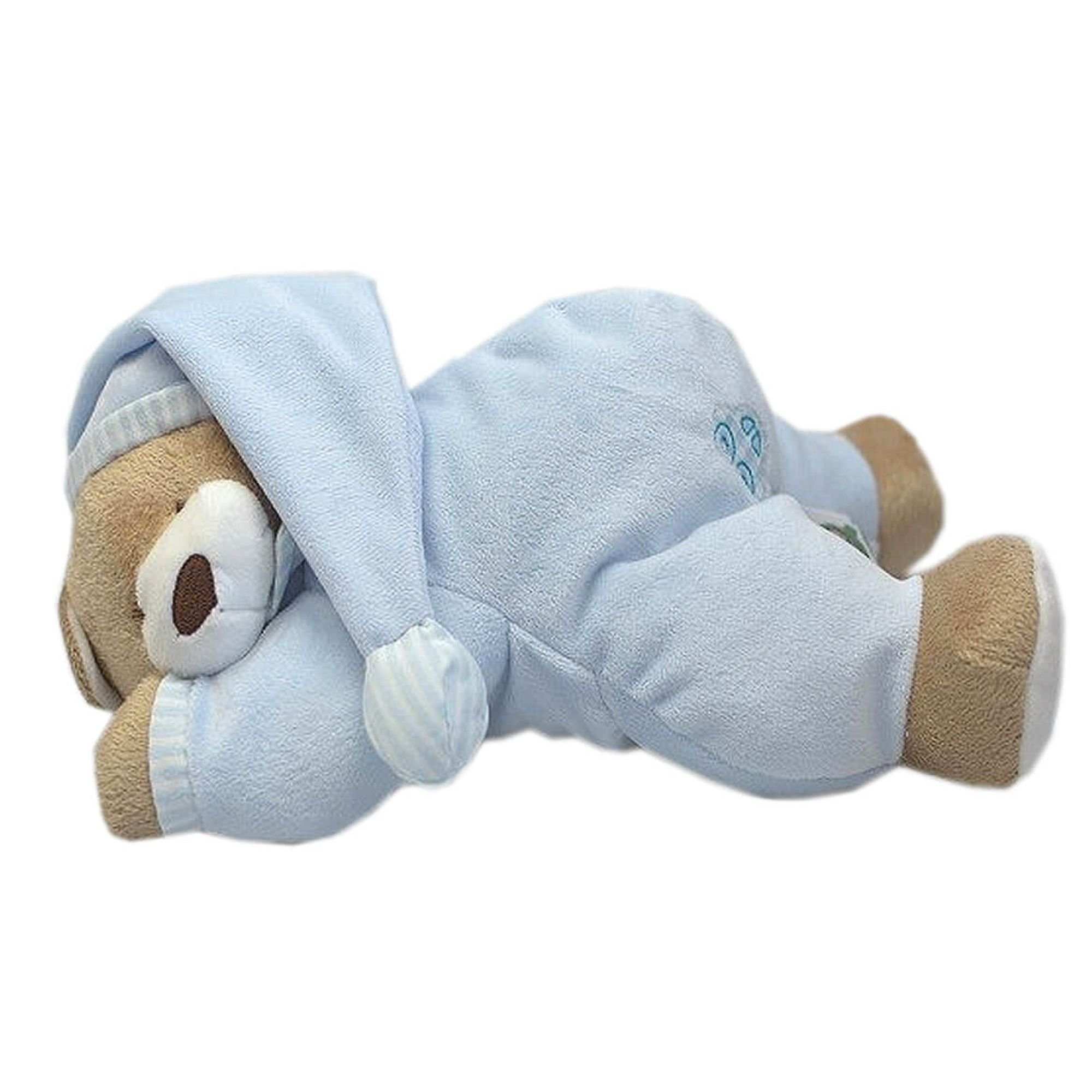 boneco-urso-nino-deitado-azul-chocalho-zip-toys