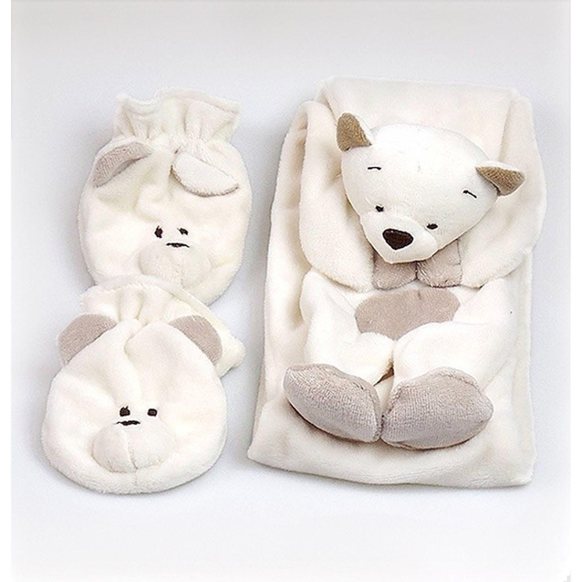 kit-cachecol-luvas-bebe-urso-branco-zip-toys