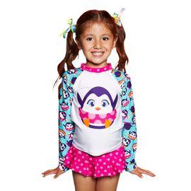 camiseta-protecao-solar-meninas-pinguim-puket