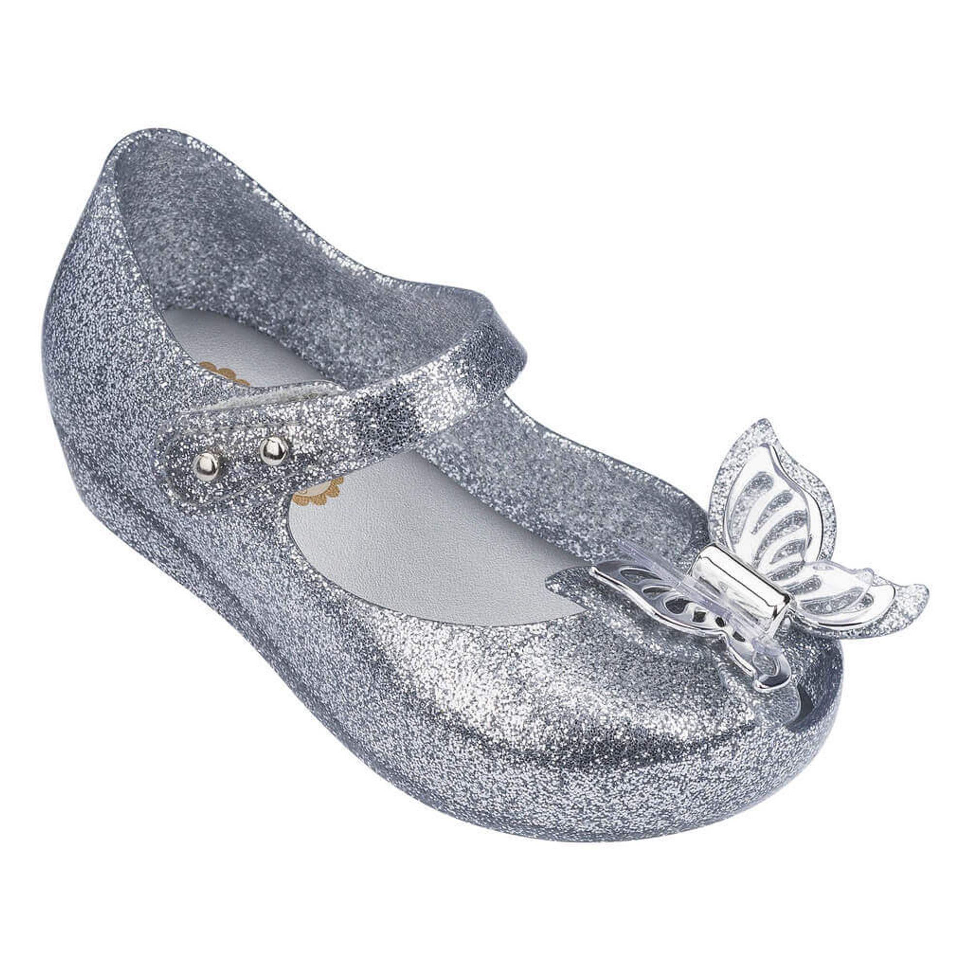 mini-melissa-ultragirl-fly-glitter-prata-lateral