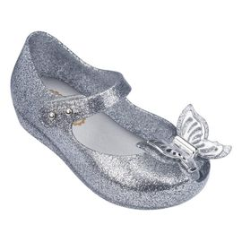 mini-melissa-ultragirl-fly-glitter-prata-lateral