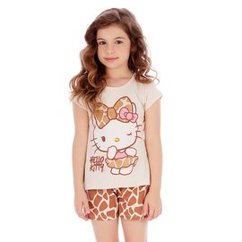 pijama-curto-infantil-hello-kitty-estampa-zebra