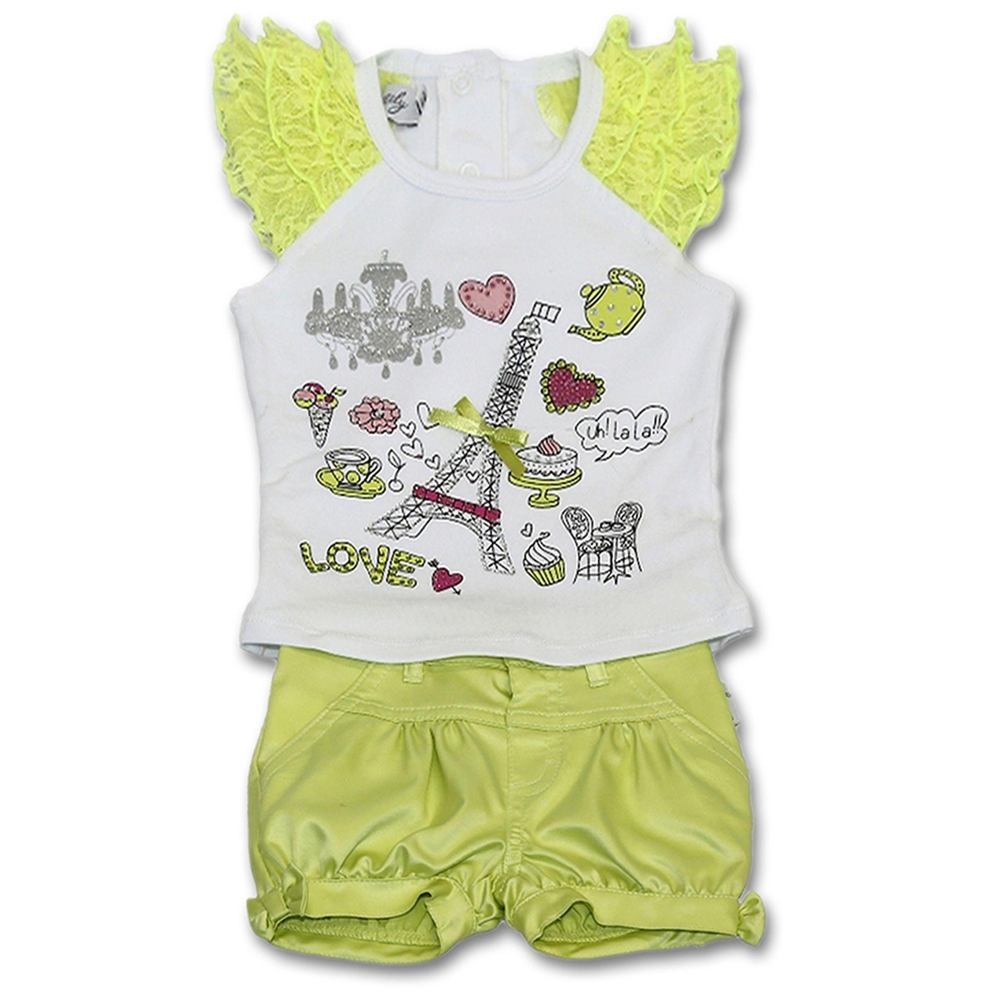 conj.menina-short-amarelo