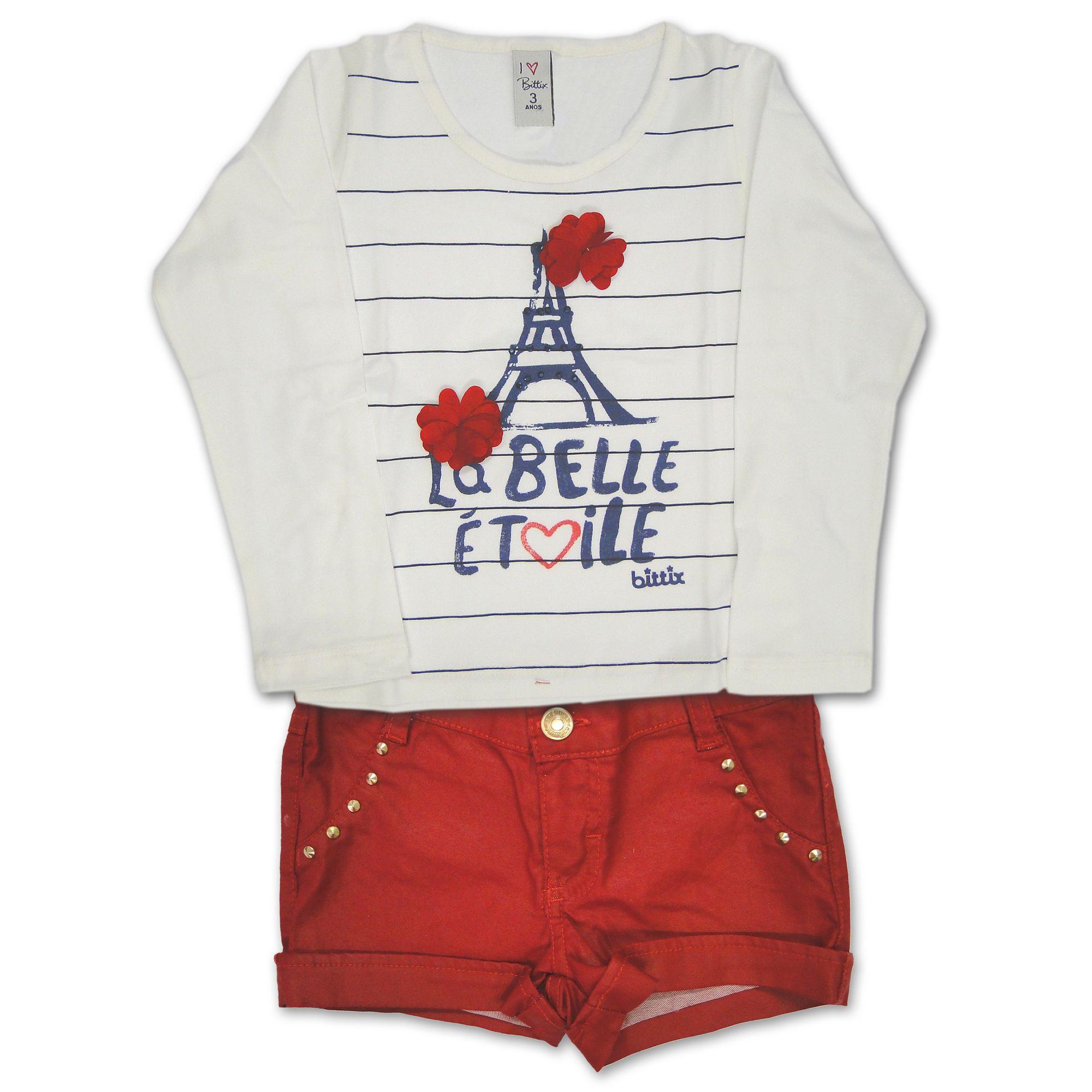 conjunto-short-vermelho-menina