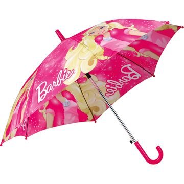 guarda-chuva-infantil-barbie