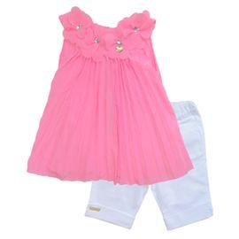bata-infantil-fluor-pink