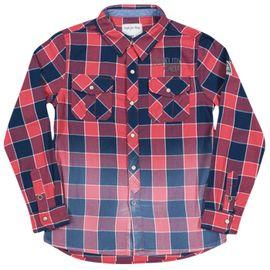 camisa-menino-xadrez-inverno-vermelho-e-azul