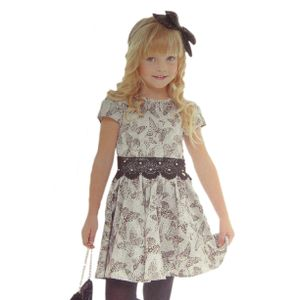 6457809b0644 Vestido Infantil Festa Preto - Vestidos Infantis é na loja EcaMeleca ...