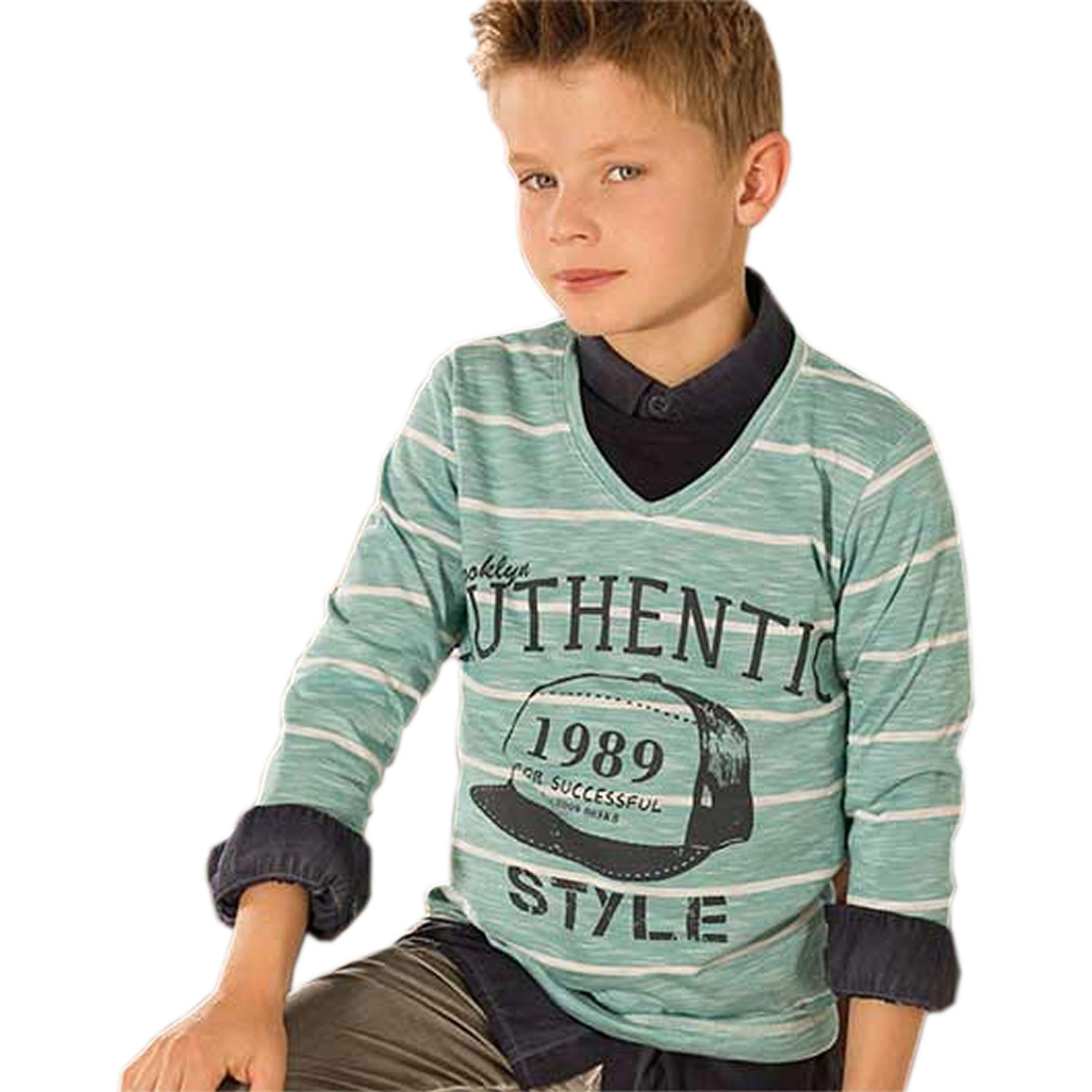 camiseta-menino-listrada-turquesa-infantil