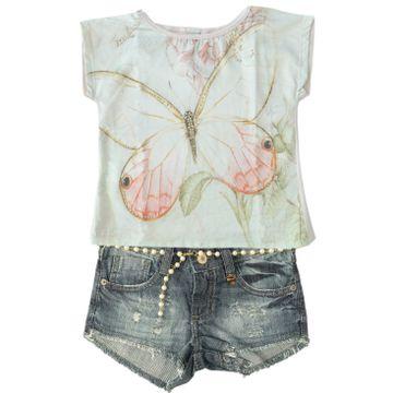 conjunto-menina-camiseta-borboleta-e-short-jeans