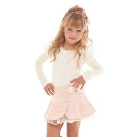 conjunto-infantil-menina-blusa-organza-com-perolas-e-saia-rodada-rosa