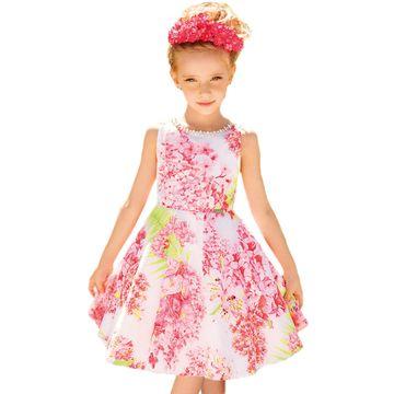 vestido-menina-branco-com-flores-e-laco-ninali