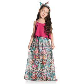 roupa-infantil-menina-saia-longa-plissada-estampada-ninali