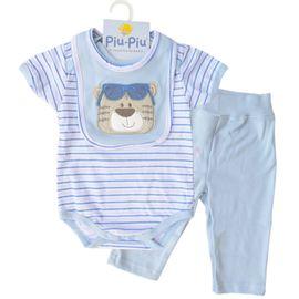 conjunto-body-mijaozinho-e-babador-ursinho-azul-piupiu