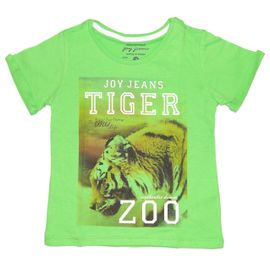 camiseta-menino-verde-tiger-zoo-tigre-joy