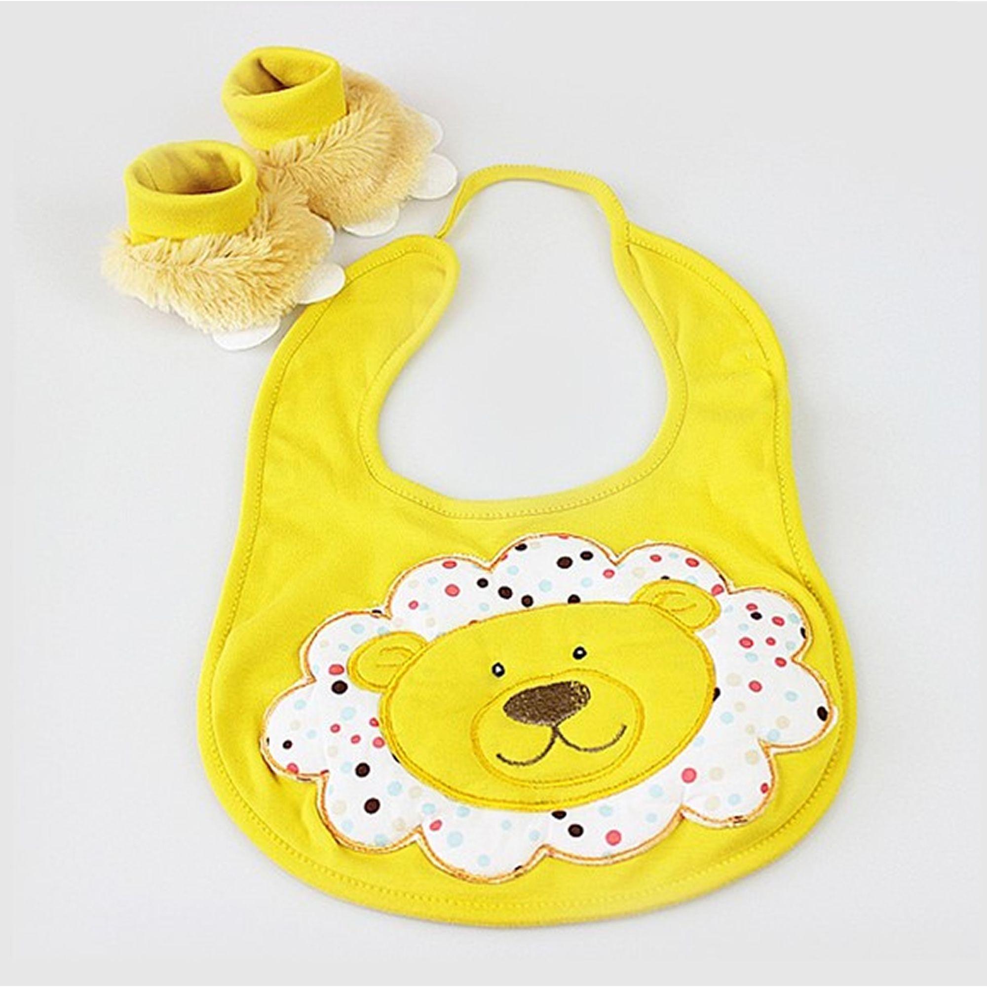 sapatinho-e-babador-leazinho-para-bebes