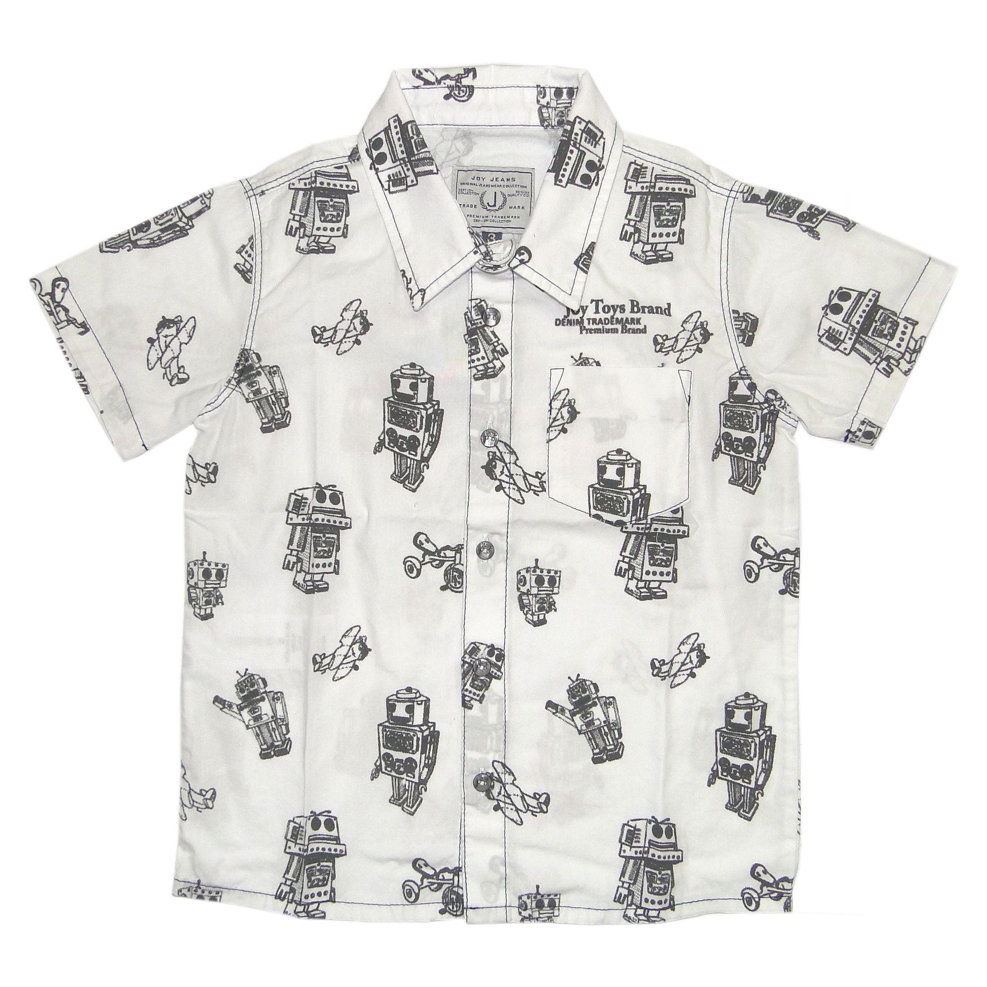 camisa-branca-robos-para-meninos-joy-by-morena-rosa