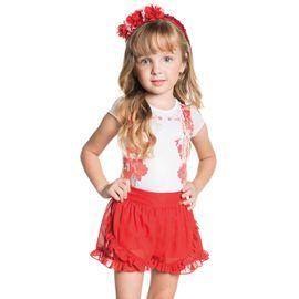 conjunto-menina-body-flores-e-short-vermelho-ninali