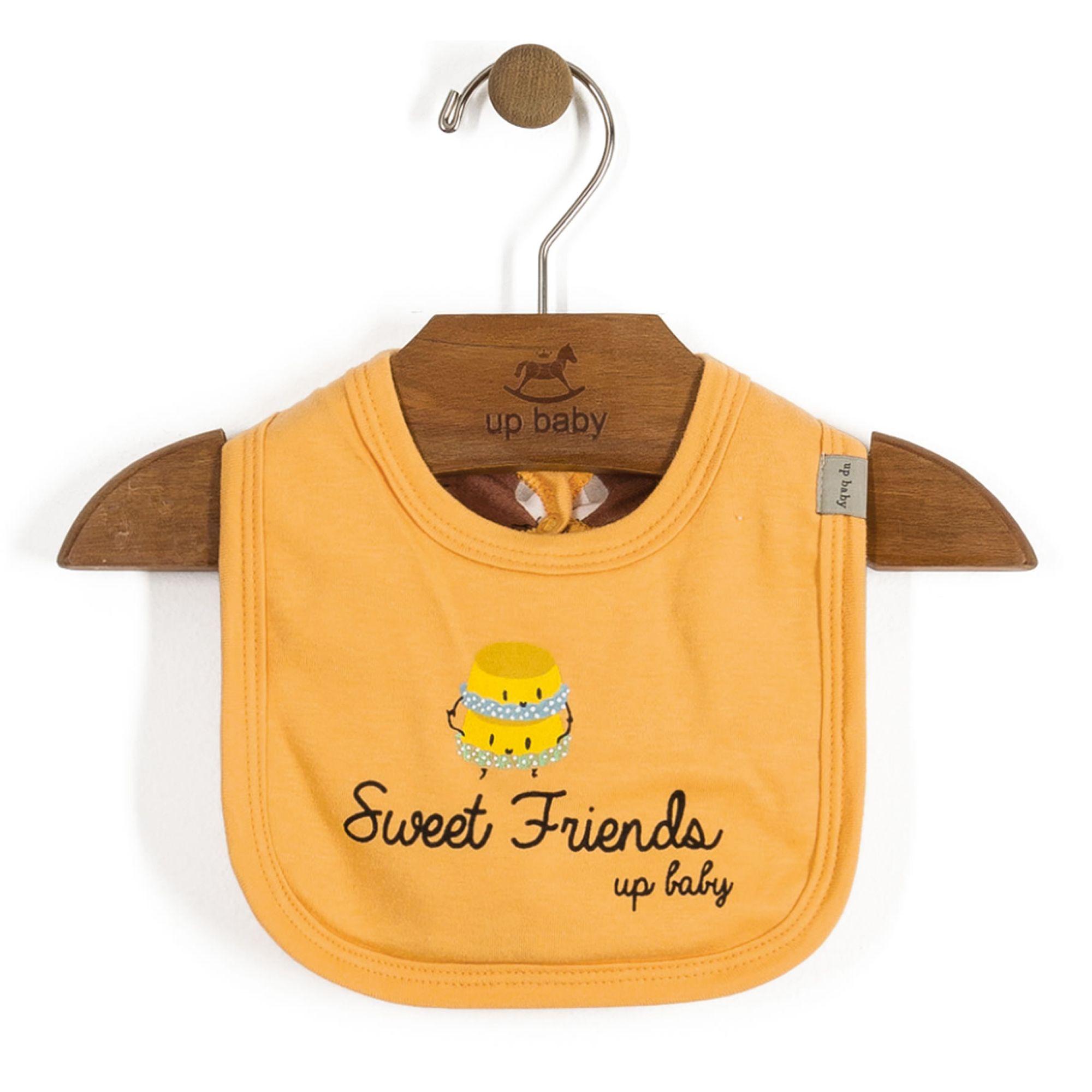 babador-up-baby-dupla-faze-suedine-amarelo-e-marrom