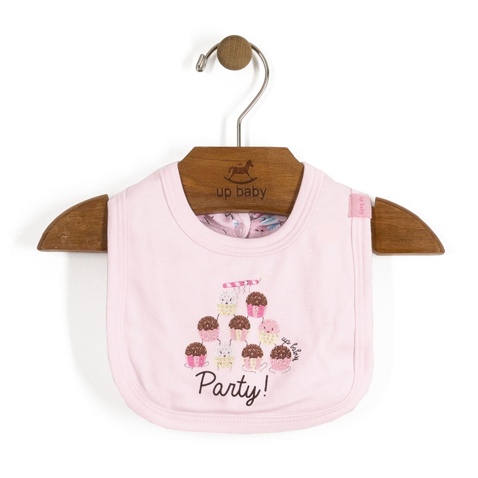 babador-up-baby-dupla-face-suedine-rosa-cupcakes