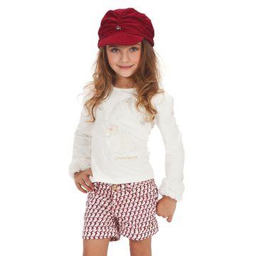 conjunto-infantil-blusa-branca-coelho-pelos-e-short-veludo-estampado-gabriela-aquarela